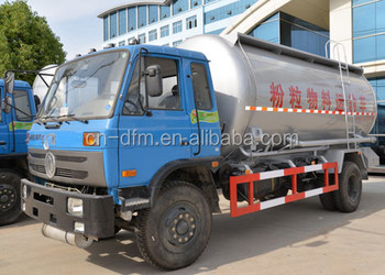 heavy duty bulk power tanker Truck