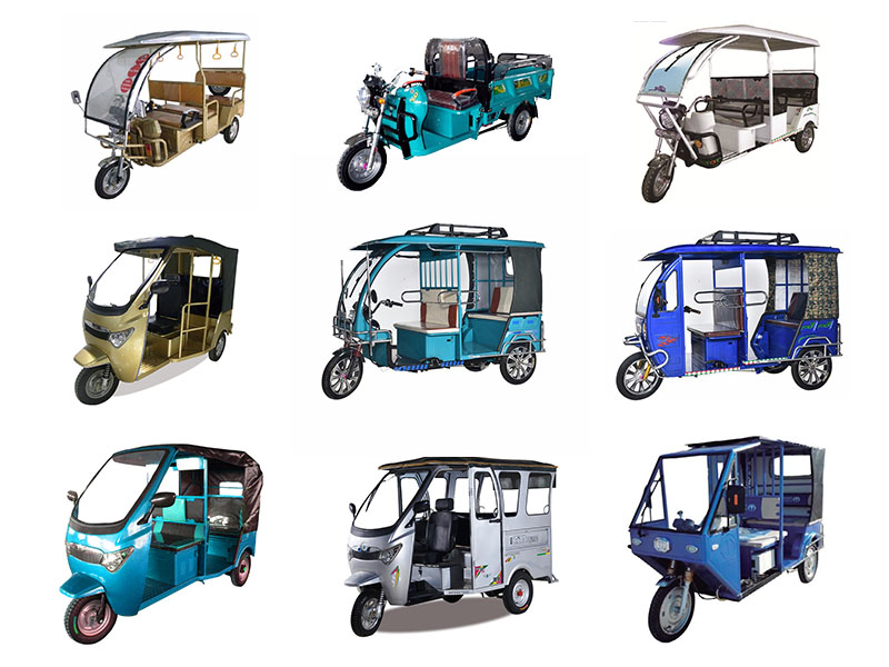 Battery e tricycle rickshaw price in india