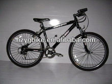 26 inch Black 18 Speed Trek Adult mountain bike tandem road bicycle for Sale