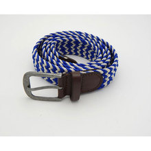 MENS QUALITY COTTON/CANVAS FABRIC PLAIN WEBBING BELT with BUCKLE