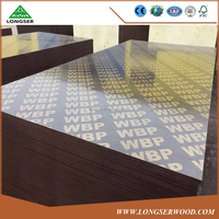Waterproof Brown Film Faced Shttering Plywood