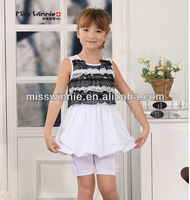 Spring summer 2016 girls clothes set girls boutique clothing