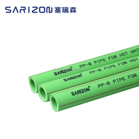 China Factory PPR PVC PE Material Water Supply Conduit Tube Pipe