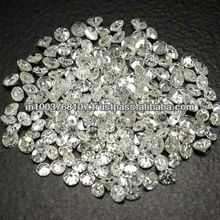 NATURAL LOOSE DIAMOND LOT-100 CTS LOT- 1.1 MM SIZE