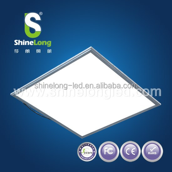 5 years warranty 40w 600x600 TUV GS CE UL cUL DLC listed square led panel light