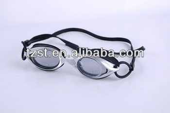 hot sale silicone swimming goggle