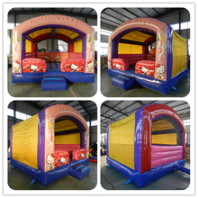 Inflatable commerical jumping castle for sale