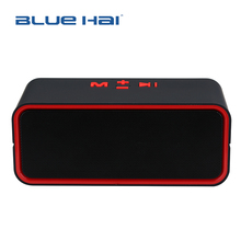 New Arrival! 2017 Sport Portable Speaker Sound Bar Smart Speaker with Material ABS+ Iron Mesh + Silica Gel Pad