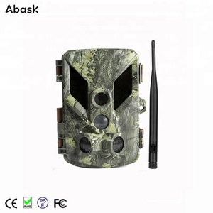 Wildlife Observe Research Waterproof 1080P 4G Hunting Camera Night Vision