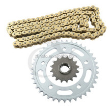 New Heavy Duty Chain and Sprocket Kit For Honda CBF1000 2006-2010 2007 2008 2009