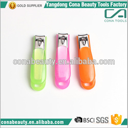 best selling stainless steel manicure nail clipper