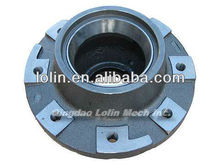 GJS400-15 Weight 6.7 kgs Ductile Iron Casted Brake Hub