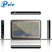 Car Vehicle Truck GPS Tracking Portable Car GPS Navigation System 5 Inch Car DVD GPS Navigation