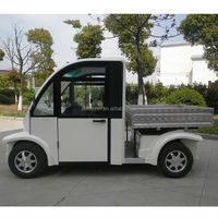Electric Utility Vehicle, with Door AW6042HF, Electric cargo vehicle