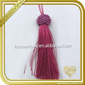 Wholesale textile accessories fringe chinese knot tassel tassel FT-035