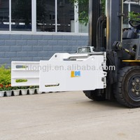 Machinery manufacturing industrial forklift hydraulic bale handler for sale