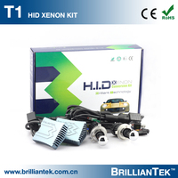 BT-AUTO Gift Box Packing h4 HID Conversion Kit Motorcycle And Car High Low Lights For Sale