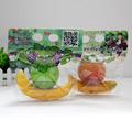 China supplier Clear Plastic Ziplock Fruit Grape Protection Bag