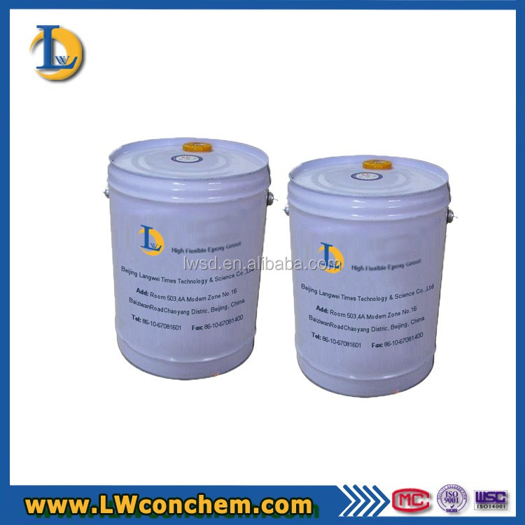 groting resin two component flexible polyurethane foam grout