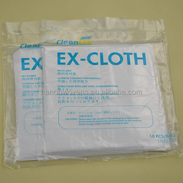 industrial nonwoven cleaning wipes