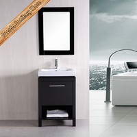 Modern bathroom vanity cabinet marsala single sink bathroom vanity