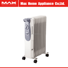 2500W thermostat oil filled radiator electric heater
