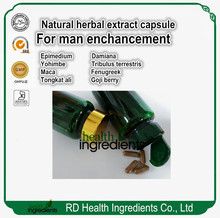Bulk and OEM Service sex capsule for long time herbal sex medicine for men
