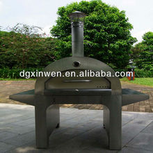 australia outdoor wood fired pizza oven wood burning pizza machine