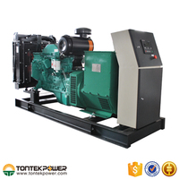 80kW Four stroke Mechanical Diesel Genset