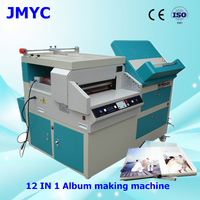 Wedding album making machine with competitive price