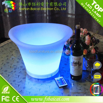 China supplier OEM custom waterproof ciroc corona ice bucket