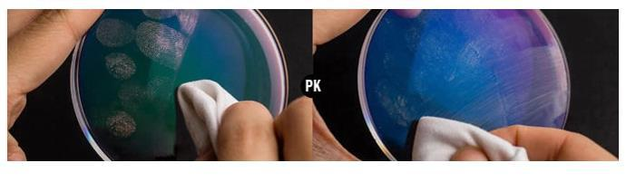 1.67 RX lens with high SPH lens 'high index lens single vision optical lens'