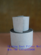 High efficiency activated carbon filter material/media/cloth