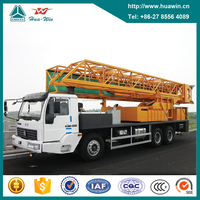 Sinotruk HOWO 6x4 Bridge Inspection Truck