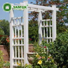 Lightweight Pvc Arbor For Garden Decoration