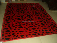 leopard print blanket animal pattern