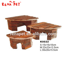 2016 worldwide popular wooden hamster customized cage