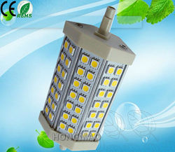 NEW Arrival! Ceramic SMD5050 10w led r7s bulb 118mm