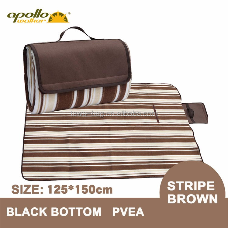 travel outdoor portable waterproof picnic blanket