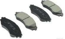 best selling Auto part/Car parts/Disc brake pad 1605810 for korean car
