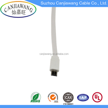 High-speed android phone USB charging cable 10 inch