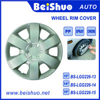 "ABS PP WHEEL COVER 12 inch RIM COVER 13"" 14"" 15"""