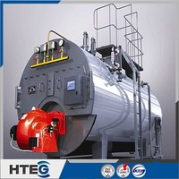 2016 New Natural Gas Fired Steam Boiler with Best Price