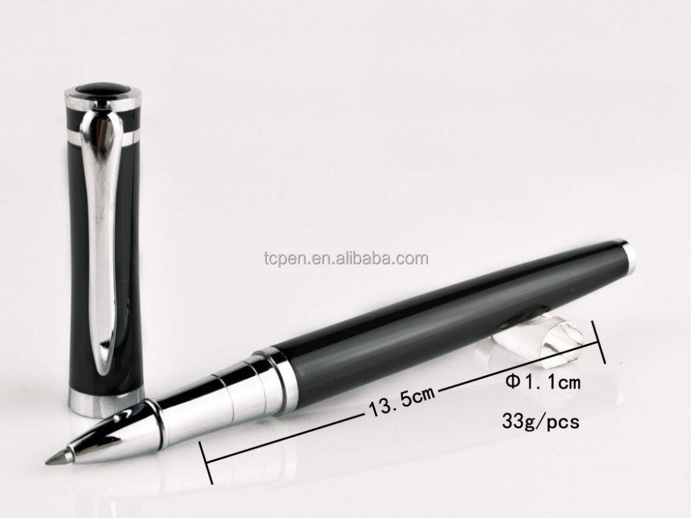 small MOQ stainless steel pen in stock