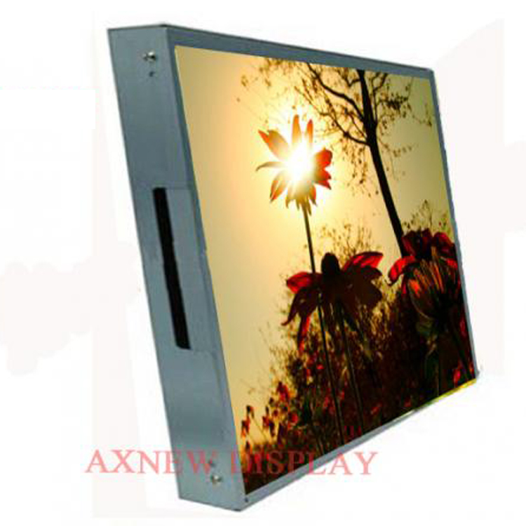 "Advertising Mini Vertical 17"" Outdoor LCD Monitor With IR Touch Screen"