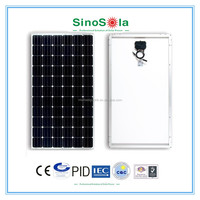 TUV/IEC/CE/ISO Standard 270W Solar PV Module Made of High Efficiency Mono/Poly-Crystalline Silicon Cells