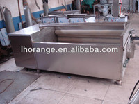 brush potato cleaning machine of good quality