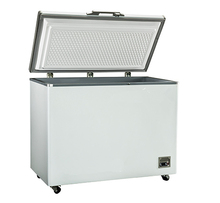 Horizontal Type -40 C Low Temperature Freezer /ultra low temperature freezer