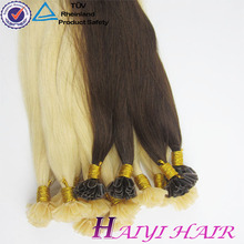Hot Selling Factory Supply Wholesale Price Color 4# U Tip Hair Extension
