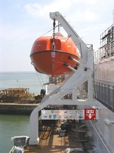 Marine totally enclosed lifeboat